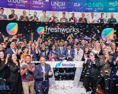 Indian investors line up to buy newly listed Freshworks; Tesla falls out of favour