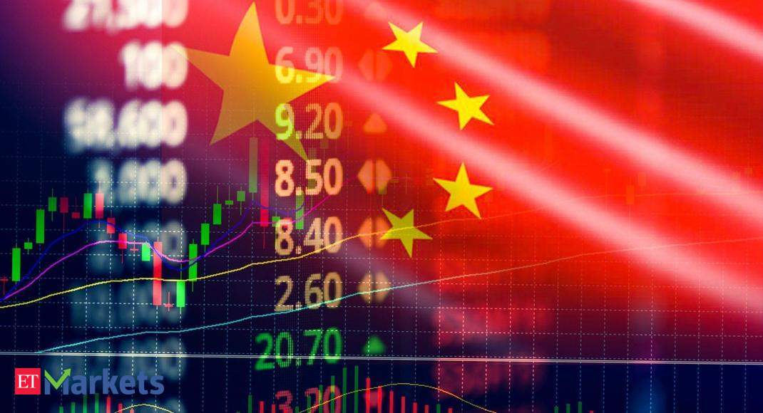 Investors brace for a great fall in China